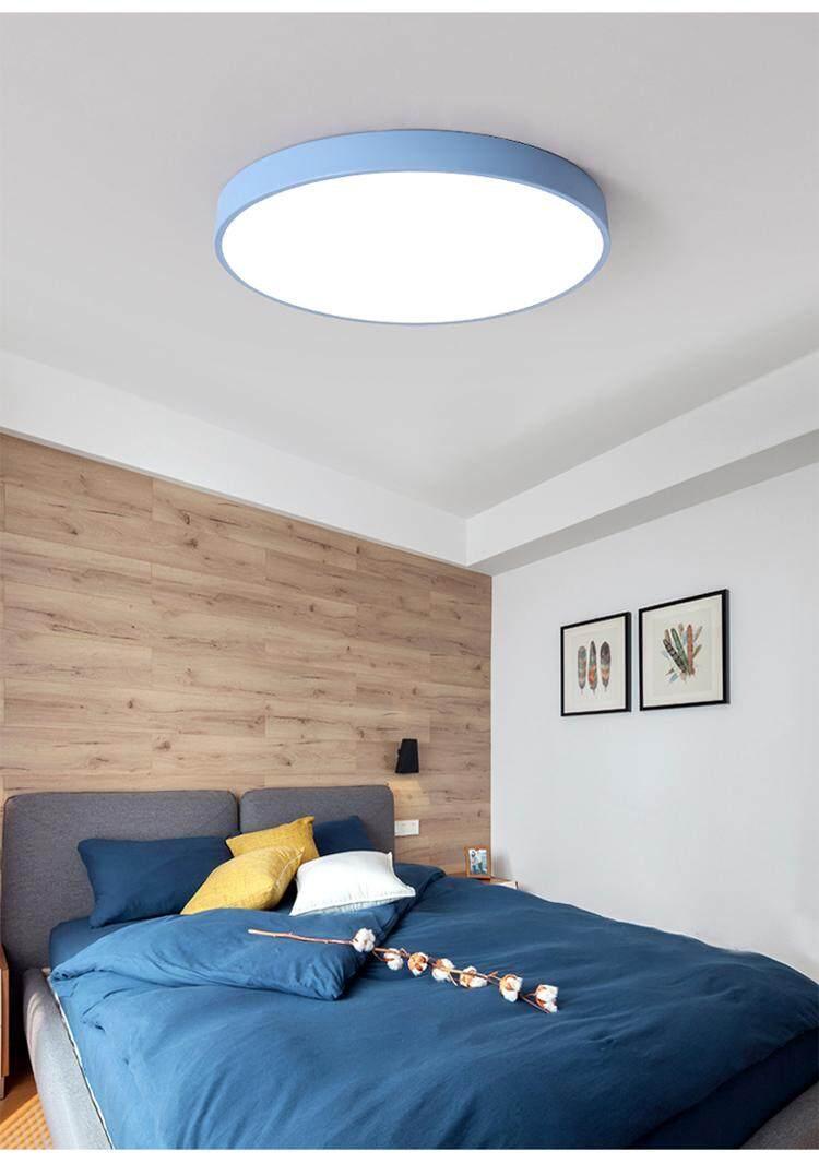 Angelila Modern Led Lampu Plafon Untuk Dekorasi Kamar Tidur Rumah Dapur Kantor Pencahayaan