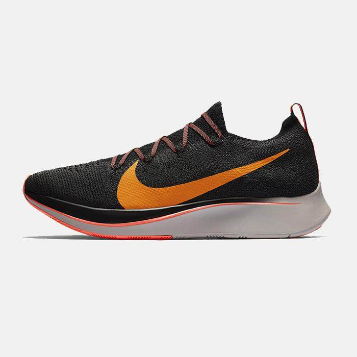 super popular 2769f 1a2c4 Nike ZOOM FLY FK Vaporfly flyknit 4% Men s Running Shoes Sneakers