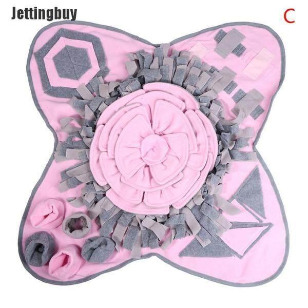 [Jettingbuy] Con Chó Đánh Hơi Mat, Câu Đố Con Chó Đồ Chơi Pet Snack Ăn Mat, Nhàm Chán Trò Chơi Tương Tác