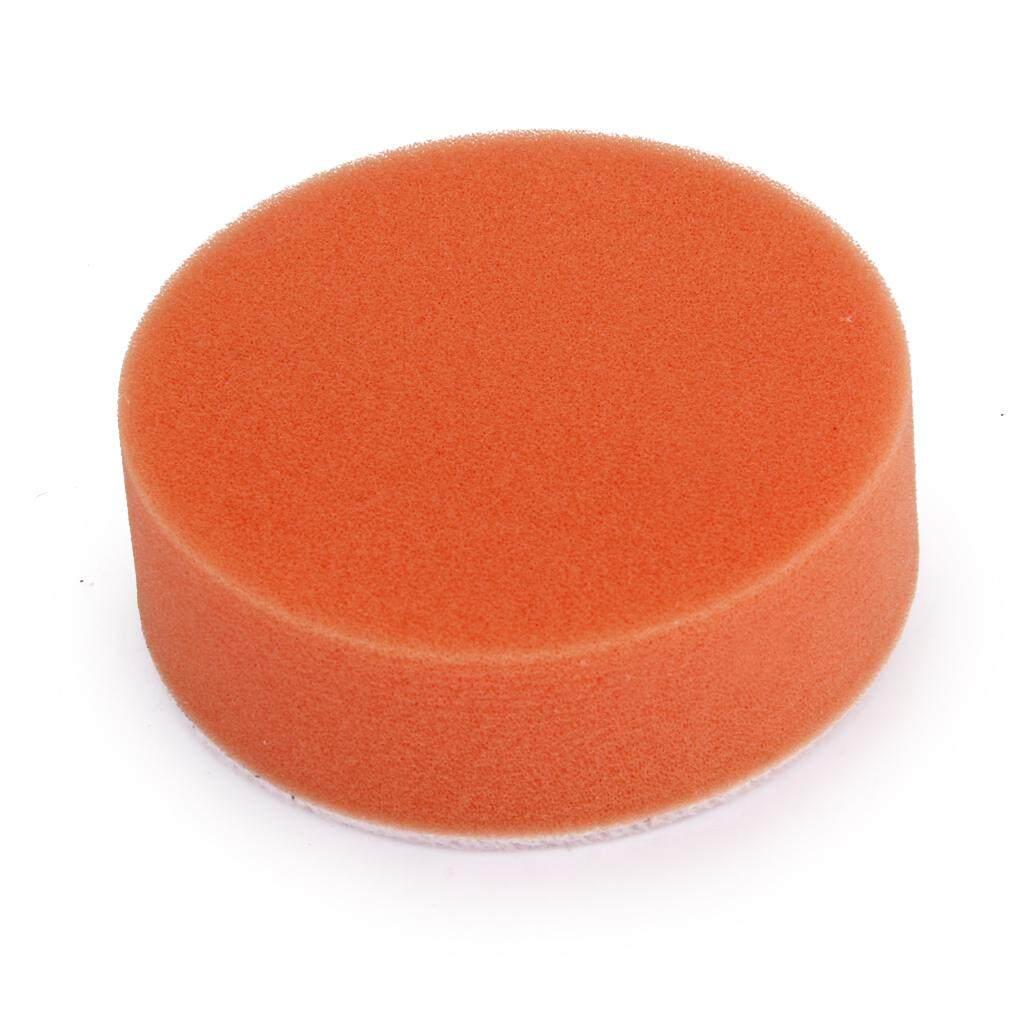 Blesiya 7 inch Washing Cleaning Polishing Sponge Buffing Pad of Car/Metalware Orange