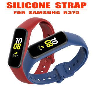 Dây Đeo Mới Dây Đeo Đồng Hồ Cho Samsung Galaxy Fit-E R375 Dây Đeo Thay Thế Silicon Phụ Kiện Đồng Hồ Đeo Tay Thông Minh thumbnail