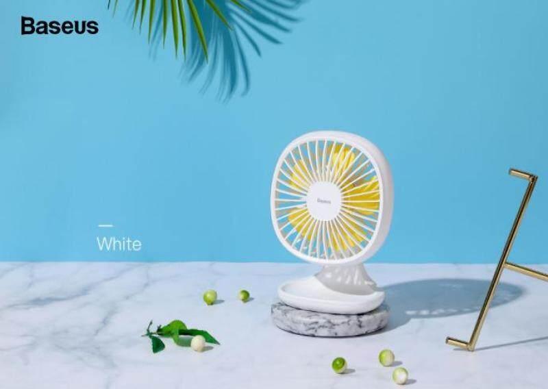 Bảng giá Baseus Quạt USB di động Quạt mini 3 tốc độ dành cho thiết bị văn phòng Bàn làm việc điện Quạt nhỏ Quạt mùa hè Quạt làm mát mùa hè Quạt làm mát Ventilador Phong Vũ