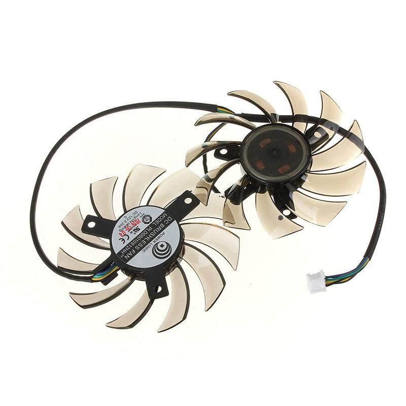 Bảng giá 75MM Graphics card Dual fans for MST GTX 460 580 R6870 R6950 Phong Vũ