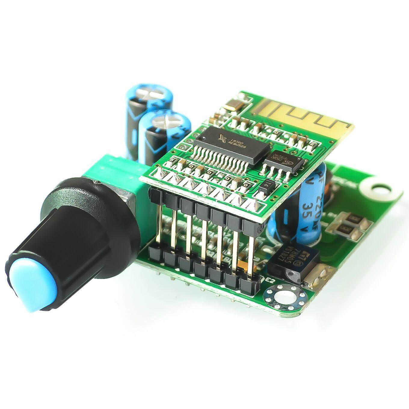 TPA3110 15Wx2 Digital Amplifier Board Audio Stereo Bluetooth 4.2 Output Power
