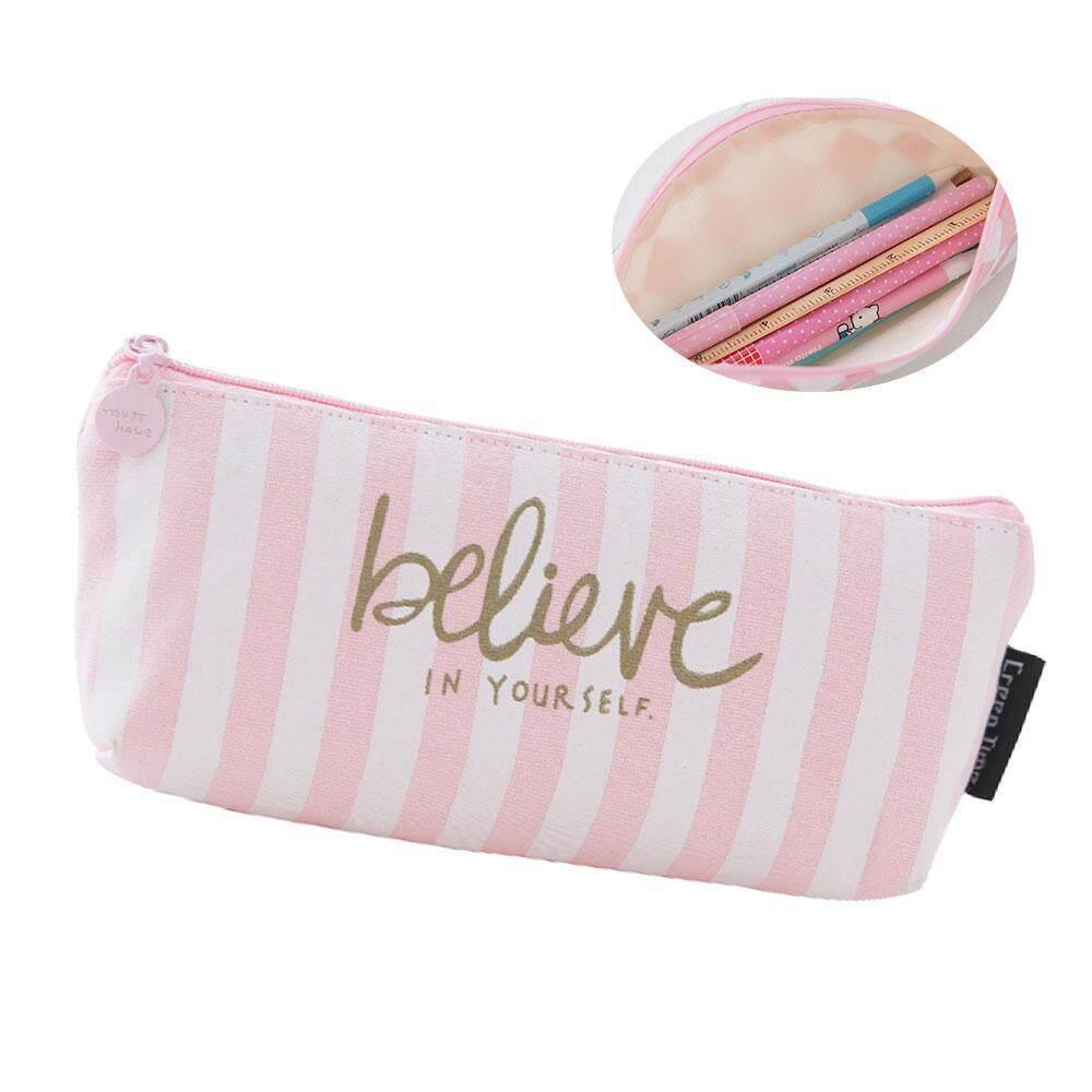 0cc7a56e0cac Treeone Pencil Case for Kids Pen Bag Pouch Pen Box Holder Zipper Pencils  Box 20*8*4CM