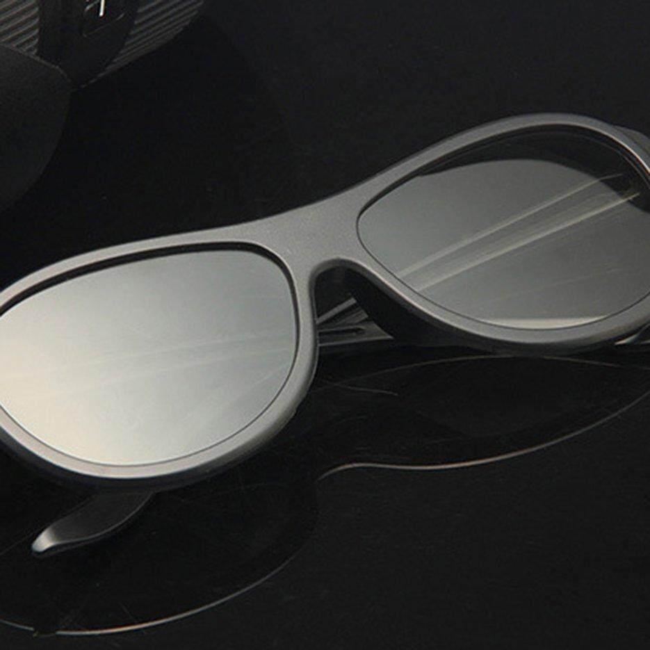 Nóng Người Bán Tròn Phân Cực Thụ Động Người Phụ Nữ Người 3D Kính Xem Phim Cho 3D TIVI Rạp Chiếu Phim