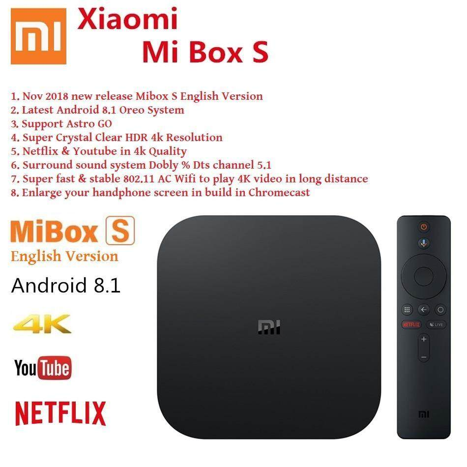 Xiaomi Media Players At Best Price In Malaysia Lazada