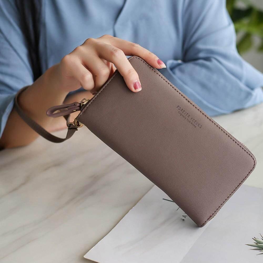 9f892560f TCTTheOne Women Long Clutch Wallet Capacity Wallets Lady Purses Phone  Pocket Card Holder
