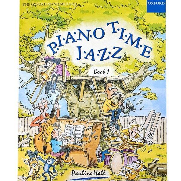 PIANO TIME JAZZ Book 1 Malaysia