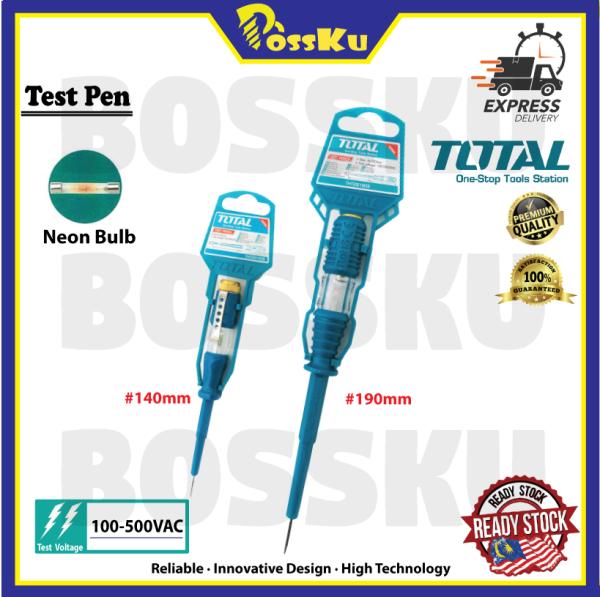 TOTAL Test Pen 【140mm/190mm】