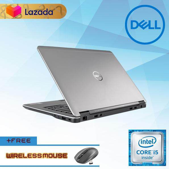 DELL LATITUDE E7440 ULTRABOOK [ CORE I5/ 8GB DDR3 RAM/ 256GB SSD/ W10PRO/ LAPTOP ] GRADE A REFURBISHED Malaysia