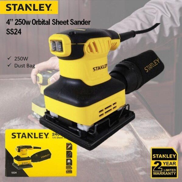 STANLEY 240W 1/4 SHEET SANDER / ORBITAL SANDER