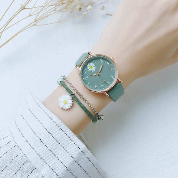 watch Watch the niche brand light and decoration art, female temperament of restoring ancient ways is han edition contracted students waterproof ins institute wind Malaysia