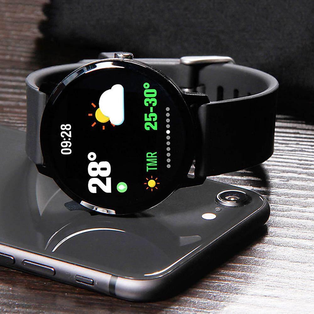 ET V11 Đồng Hồ Thông Minh IP67 Chống Nước Kính Cường Lực Đồng Hồ Thông Minh Smartwatch Hoạt Động Theo Dõi Nhịp Tim Đồng Hồ Thể Thao Giảm Cực Đã