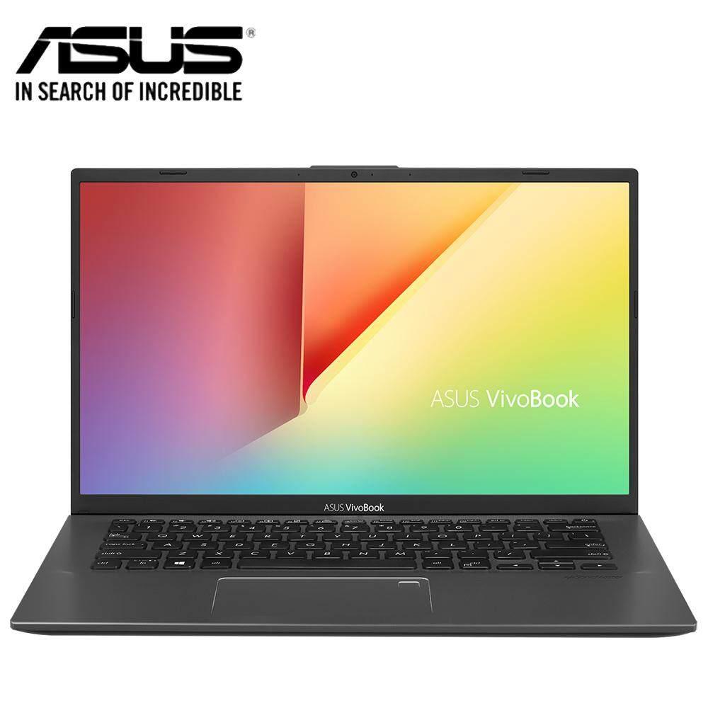 Asus Vivobook A412D-AEK154T 14 FHD Laptop Slate Grey ( R5-3500U, 4GB, 256GB, ATI, W10 ) Malaysia