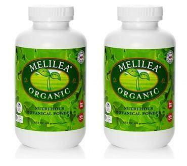 May Promo Melilea Organic Botanical Powder (2 Bottles) Expired Date: 04/09/2021 By Beauty Health.