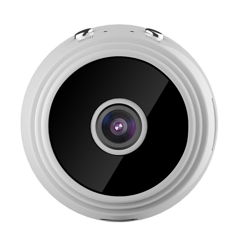 Máy Ảnh Mini A9/ Màn Hình Mạng WiFi IP Không Dây Góc 1080P HD 150 Độ Ứng Dụng V380 Pro, Camera An Ninh Vedio Phiên Bản Ban Đêm
