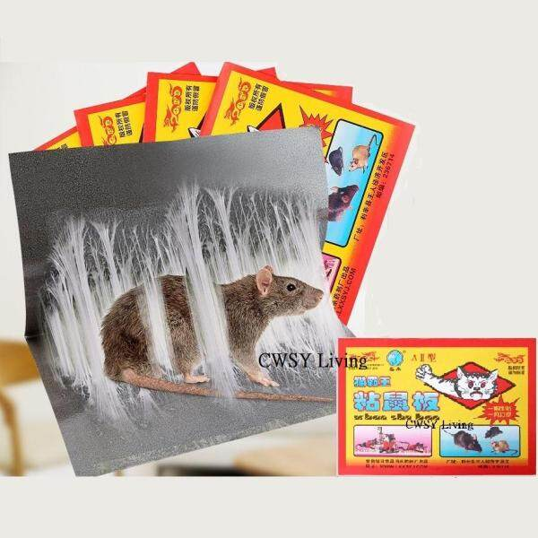 Pest Control Mouse and Rat Sticky Glue Trap Board