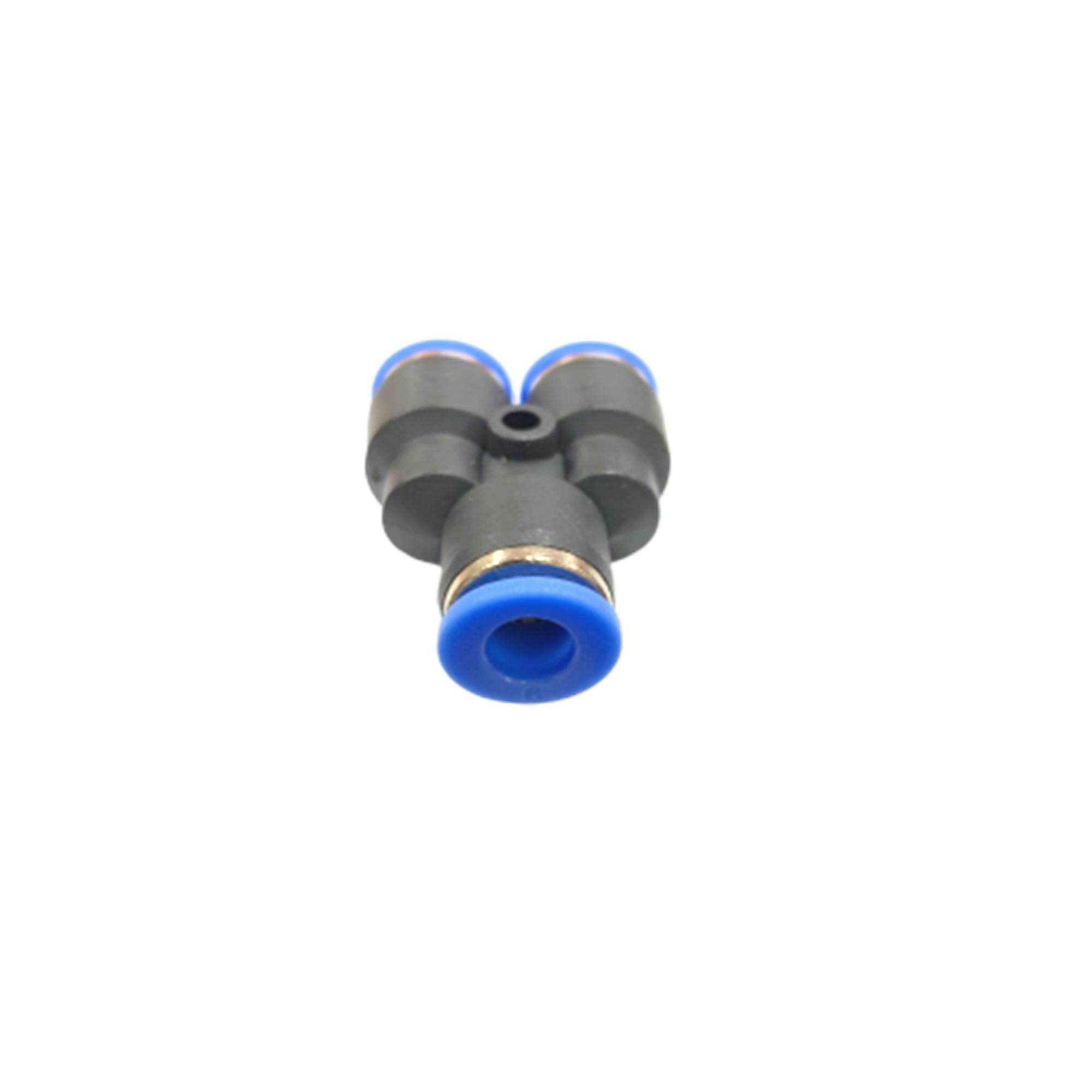 PY06 6mm Y Connector Pneumatic Air Push In Quick Fittings