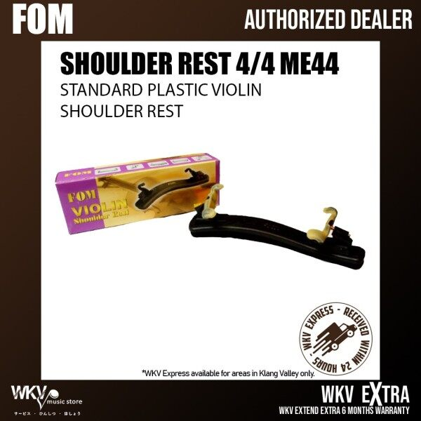 FOM Violin Shoulder Rest 3/4 4/4 for Adult Beginner (ME-044) Malaysia