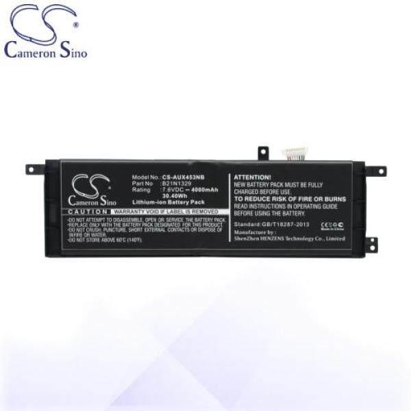 CameronSino Battery for Asus B21N1329 / 0B200-00840000 / Asus D553M / F453 Battery L-AUX453NB