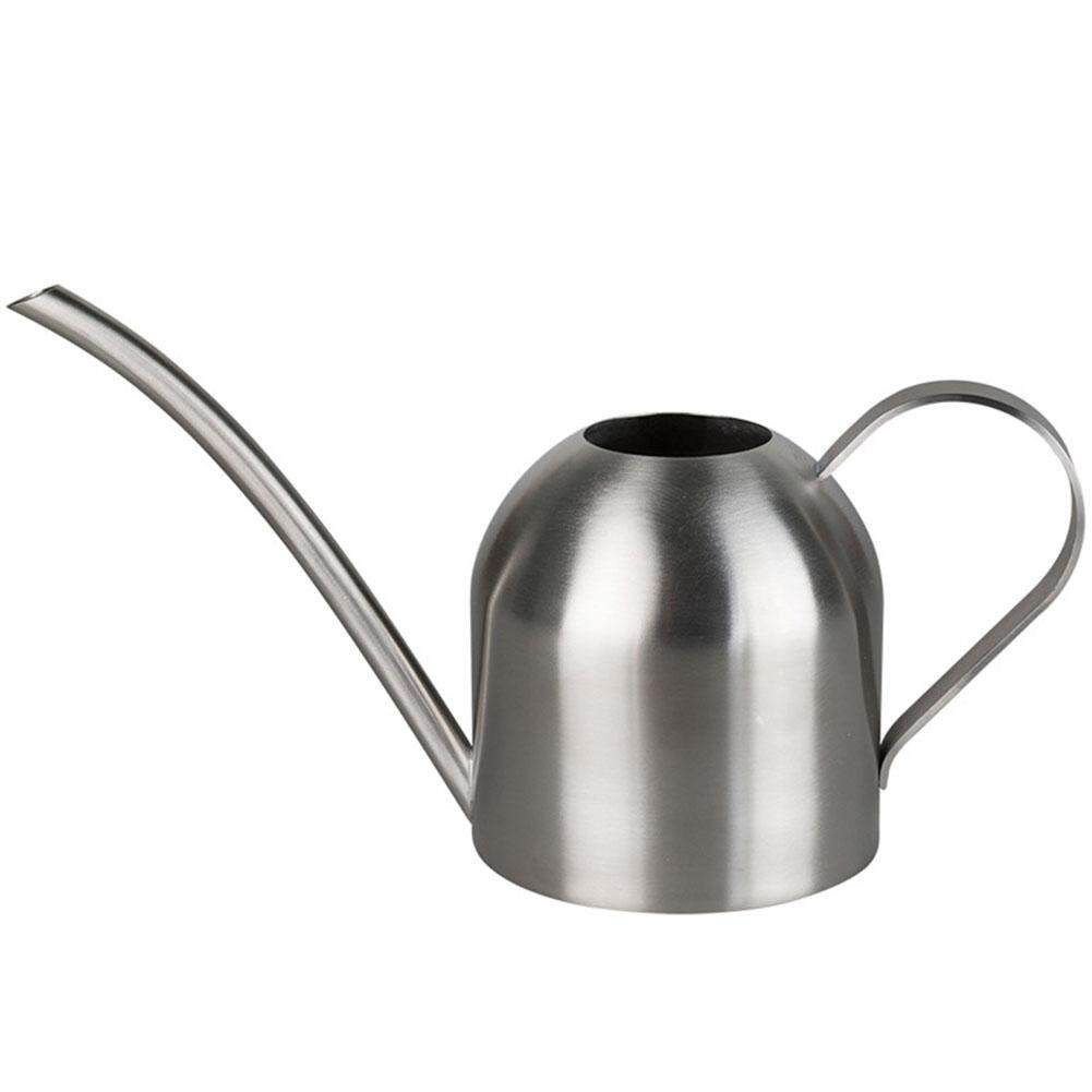 Thick Outdoor Gardening Tools Household Flowers Long Mouth Sprinkler Stainless Steel Patio Watering Can