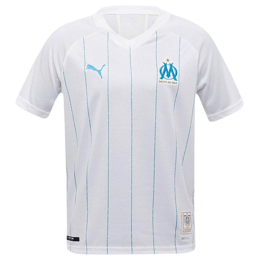 buy online 4df7a 08429 [New] Olympique Marseille Jersey Home 2019/20 for Men Ligue1  shop-men-football-jerseys Ready Stock [OMS]