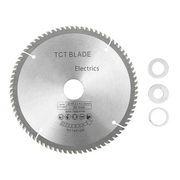 Hình tròn Lưỡi Cưa 185mm x 80 T phù hợp với 190mm Cưa
