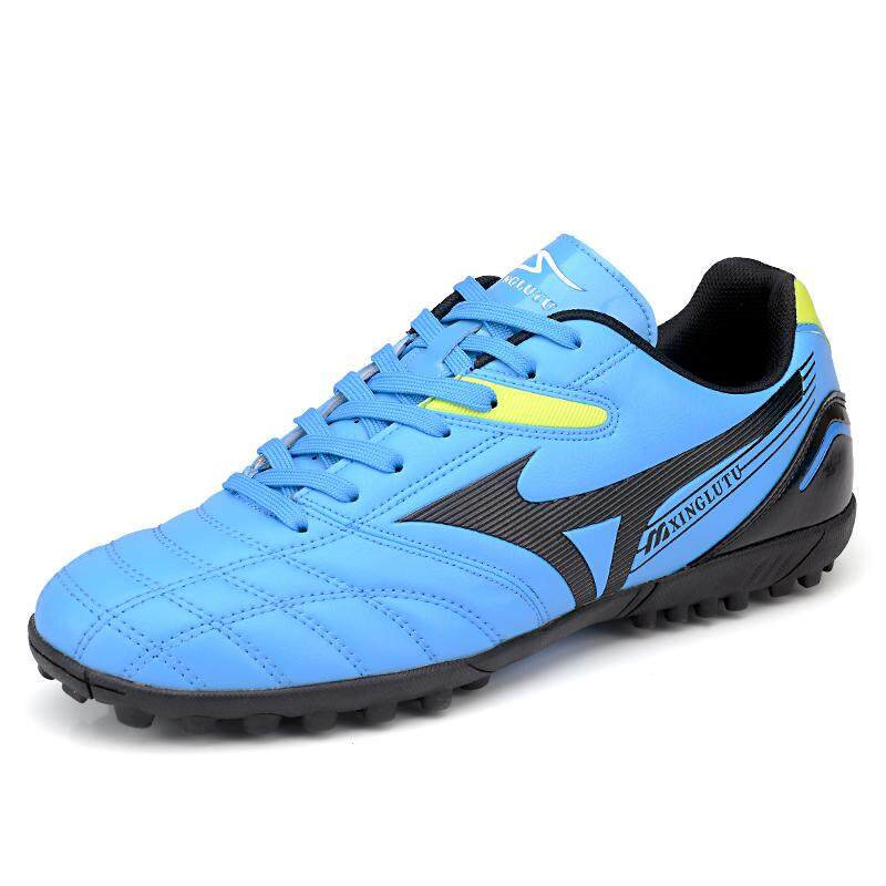 New Arrival Mens Hard Ground Ic Athletic Soccer Pu Leather Football Shoes By Mindewin Tech.