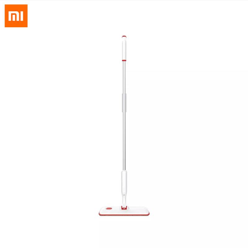 Xiaomi Mijia Yijie YP-03 Flat Spray Mop 360° Universal Rotating Slim Cleaning Tool Wet Spray Home Mop 270ml Water Spray Sweeper