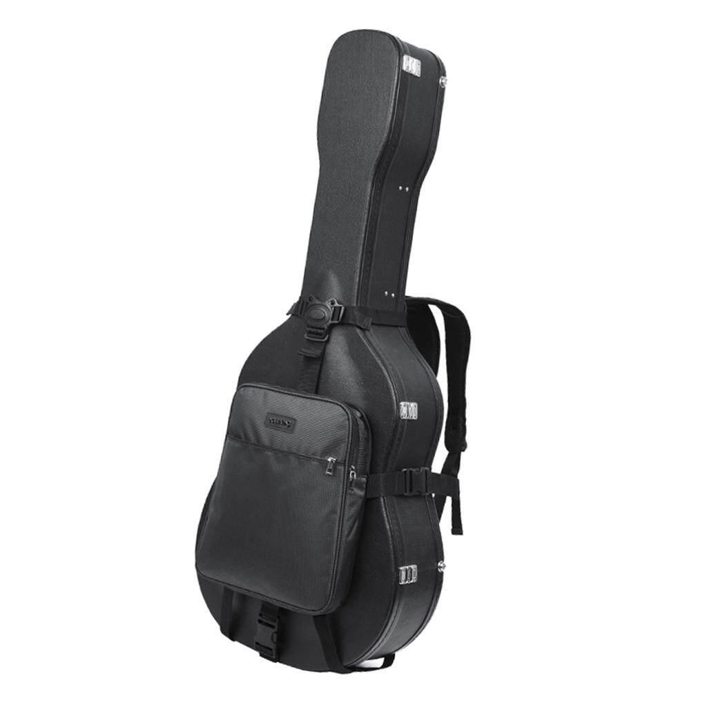 Baoblaze Thickeded Đàn Guitar Dây cho Nhiều Đàn Guitar Hộp Case Tặng Dây Đeo