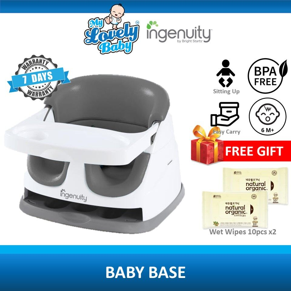 Ingenuity Baby Base 2-in-1 ( Version 3.0 )