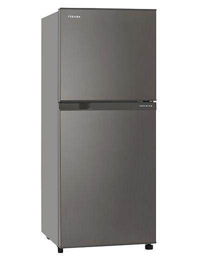 Toshiba GR-A25MS(DS) 2 Door Fridge 250L (Dark Silver)