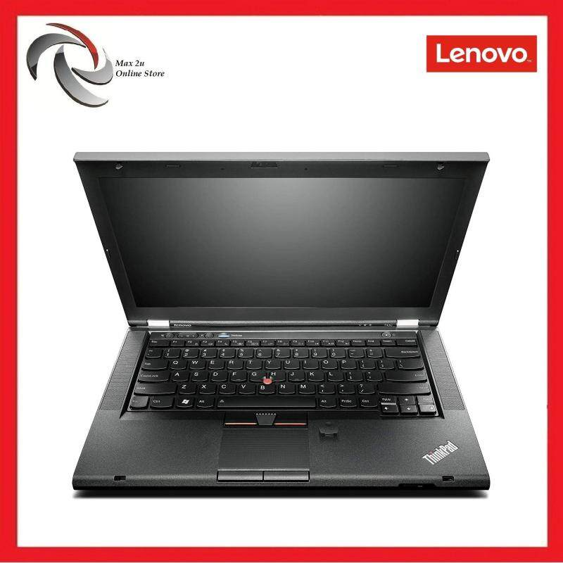 Refurbished Laptop Notebook Lenovo Thinkpad T430S Core i5 3rd Gen 2.6Ghz / 4GB RAM / 240GB SSD / Win7Pro / 1Month Warranty Malaysia