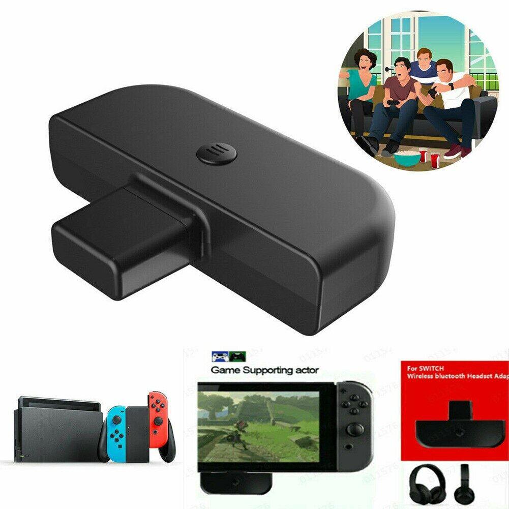 Bộ Phát Âm Thanh Bluetooth 5.0 Type-C, Độ Trễ Thấp Với Mic Bộ Chuyển Đổi Không Dây USB Type-C Cho Máy Tính PS4 Switch / Lite