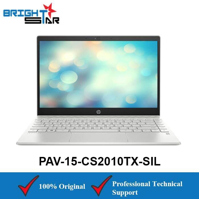 HP Pavilion 15-CS2010TX Silver (Intel I5-8265U/4GB/256GB SSD/MX150 2GB) Malaysia