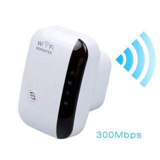 Không Dây Wifi 300Mbps Repeater 802.11n B G Mạng WIFI Router Đun Expander Signal Booster Khuếch Đại Mở Rộng WIFI ap Wps thumbnail