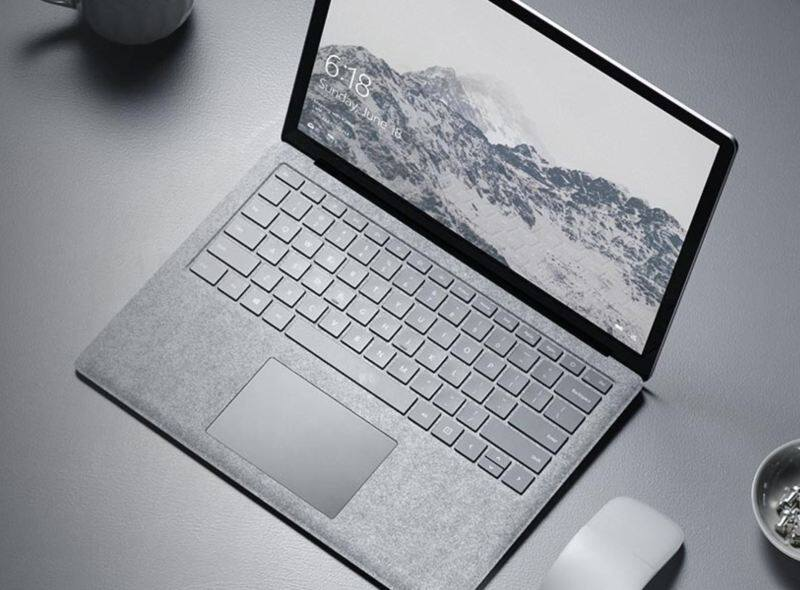 Microsoft Surface Laptop (Notebook) Pro Ultra Slim nd Light Weight 13.5 inches Touch - Core i5 7th Gen | 8GB | 256GB Win 10 Pro warranty Included Malaysia
