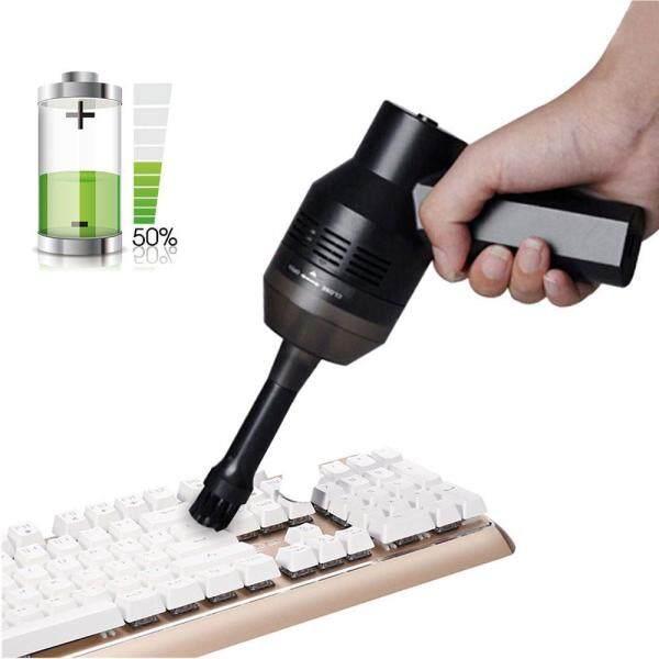 Yaoyaofire Bàn Phím Máy USB Sạc Hút Chân Không Mini Để Bàn Bụi, Bụi Làm Sạch Bụi Bẩn, Sợi Lông, vụn, Thức Ăn Thừa cho Laptop Đàn Piano, Máy Tính, Xe Hơi và Thú Cưng Nhà