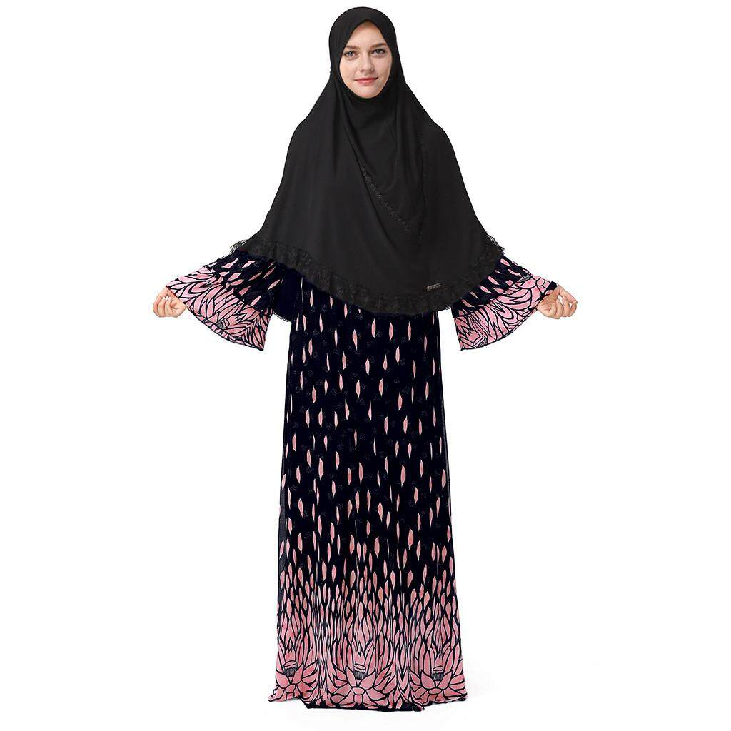 14f550b63c Abaya Muslim Dress Ahlisenshop Muslim Gamis Muslim Wear Muslim Dress Women  Ethnic Robes Abaya Islamic Muslim