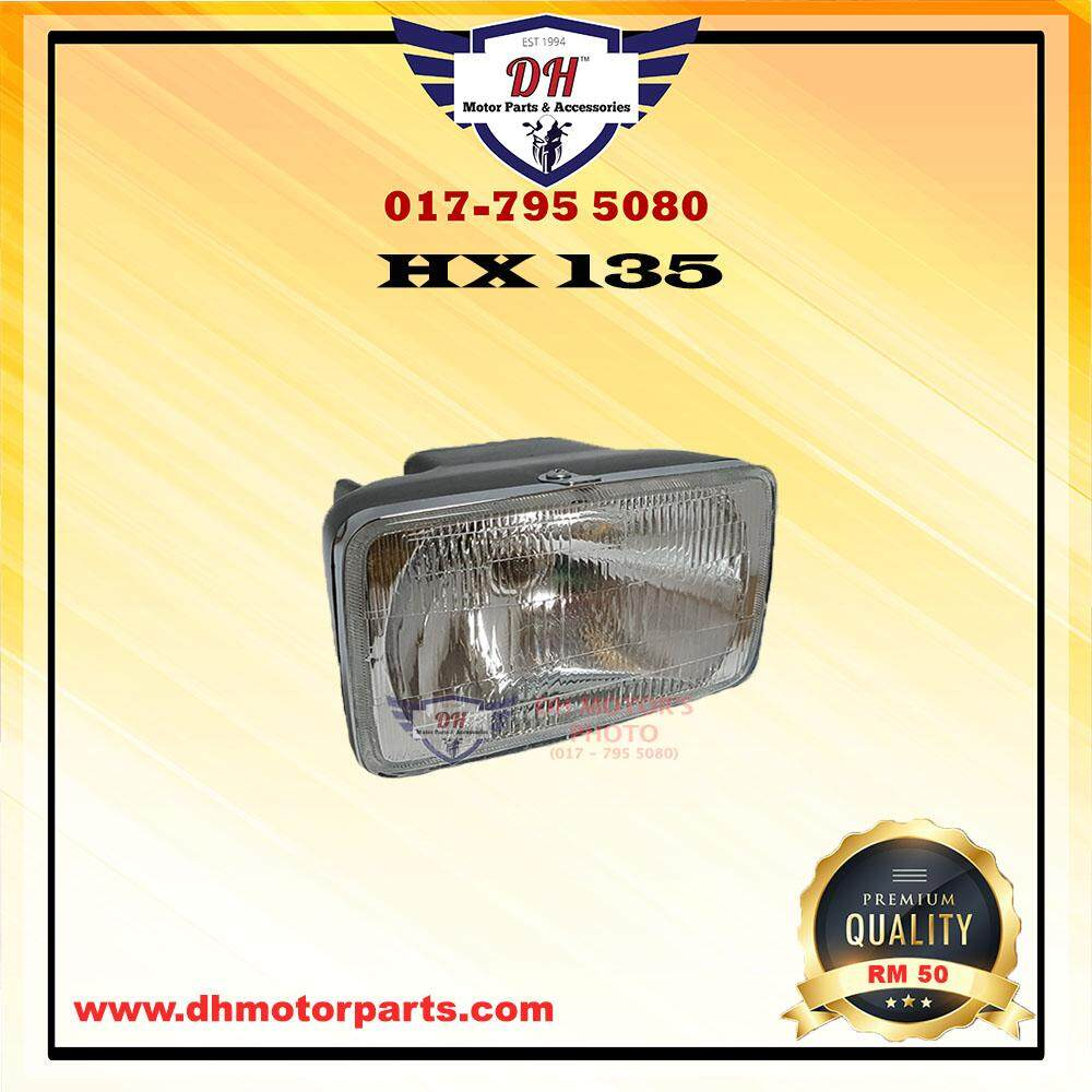 Hx135 Head Lamp By Dh Motor Part.