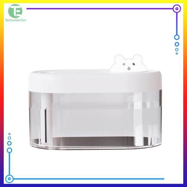 Techcollection Double Spray Mode Cartoon Air Humidifier Ultrasonic Aromatherapy Diffuser Singapore