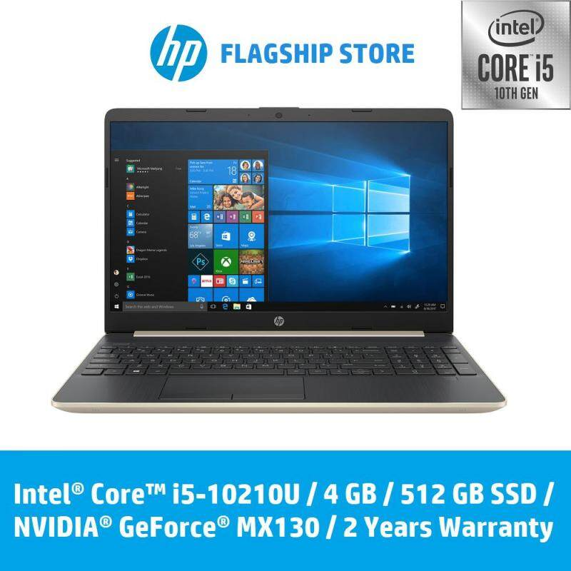 HP Laptop 15s-du1005tx - Intel 10th Gen Processor [FREE Delivery & Backpack] Malaysia