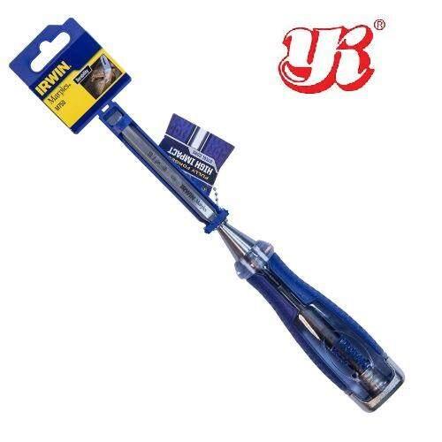 IRWIN (10501675) 3/8 / 10mm M750 High Impact Wood Chisel