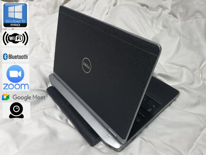 Refurbished # Dell Latitude E6220 # Core i3 2330M @ 2.2 GHz 4gb Ram 120gb SSD # Free Mouse & Laptop Bag Malaysia