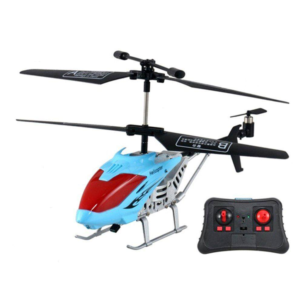 Allwin 3.5 Channel Gyroscope Drop-Resistant Infrared Remote Control Helicopter Model By Allwin2015.