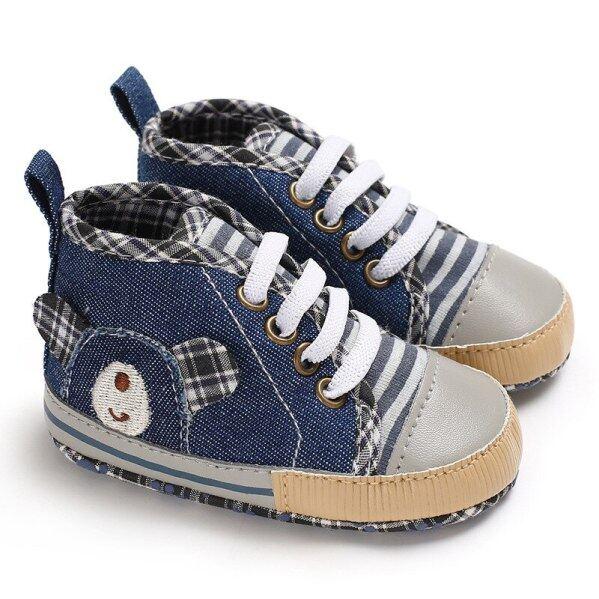 Bé Tập Đi Giày Em Bé Trẻ Sơ Sinh Giày Da Đanh Giày Bé Trai Giày Sneakers Cho Bé giá rẻ