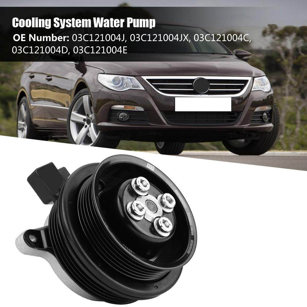 Car Electric Cooling System Water Pump For Vw Scirocco Skoda Touran Golf 03c121004j By Duoqiao.