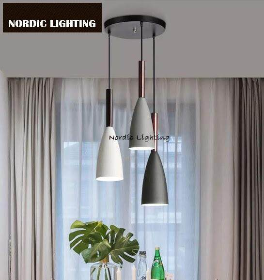 Nordic simple orb clear glass pendant lighting Aliexpress Modern Colorful Pendant Lamp Chandelier Light Simple Chandelier Crystal Nordic Lighting Modern Light Cord Pendant Chandelier Scandinavian Design Center Home Ceiling Lights Buy Home Ceiling Lights At Best Price In