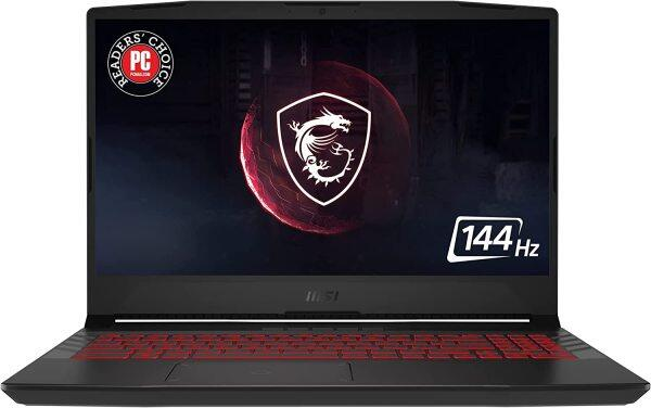 MSI GL66 Gaming Laptop: 15.6 144Hz FHD 1080p Display, Intel Core i7-11800H, NVIDIA GeForce RTX 3070, 16GB, 512GB SSD, Win10, Black Malaysia